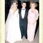 Mehmet Ali Ilıcak ile Meyra'nın evlilik resmi
