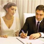 Necati Şaşmaz ile Nagehan Kaşıkçı'nın evlilik resmi