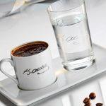 Atatürk imzalı türk kahve fincan modeli