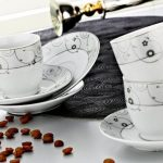 Porselen Kahve Fincan Takımı