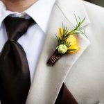 sarı damat yaka çiçeği