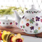 kütahta porselen kahvaltı takımları
